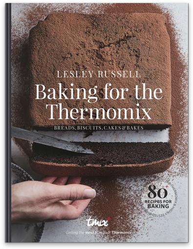 Baking for the Thermomix cover