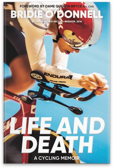 Life and Death: a cycling memoir cover