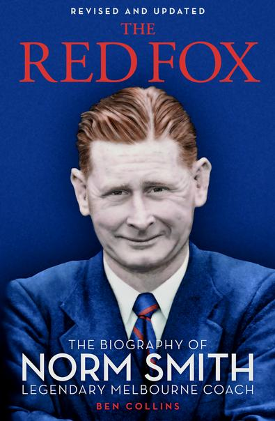 The Red Fox (Norm Smith Biography) cover