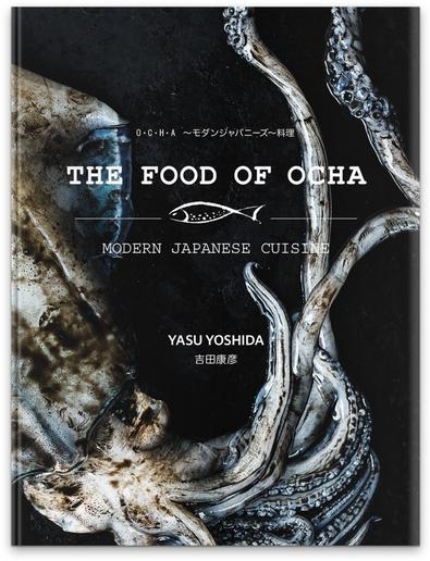 The Food of Ocha cover