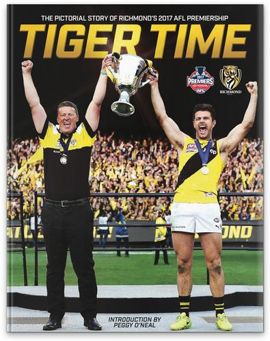 Tiger Time cover