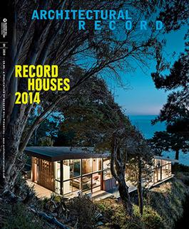 Architectural Record magazine cover