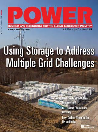 Power magazine cover