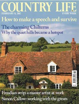 Country Life (UK) magazine cover