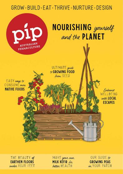 Pip Magazine cover