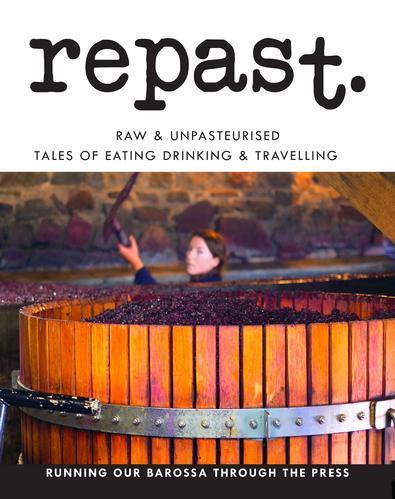 repast magazine cover