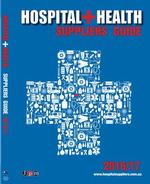 Hospital & Health Suppliers Guide 2016/17
