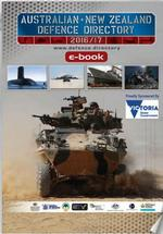 Australian & NZ Defence Directory CD ROM 2016/17