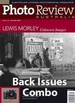 Photo Review Australia Back Issues Combo