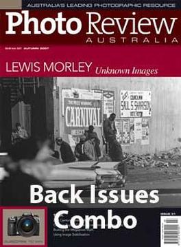 Photo Review Australia Back Issues Combo magazine subscription