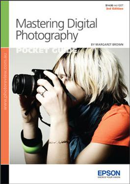 Mastering Digital Photography 3rd Edition magazine cover