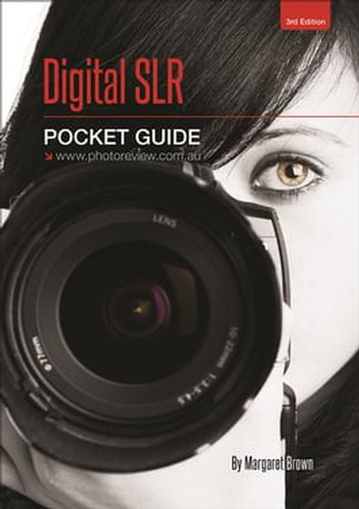 Digital SLR Pocket Guide 3rd Edition cover