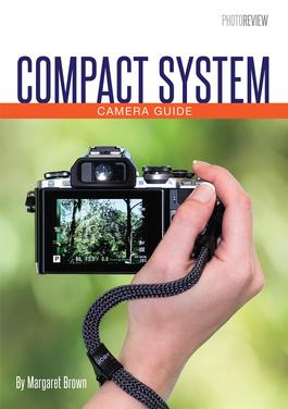 Compact System Camera Guide magazine cover
