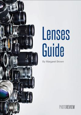 Lenses Guide magazine cover
