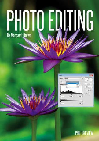 Photo Editing Pocket Guide cover