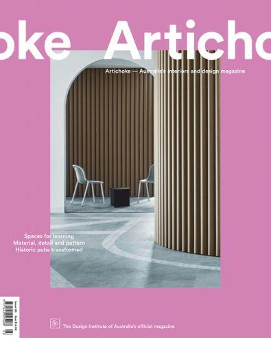Artichoke magazine cover