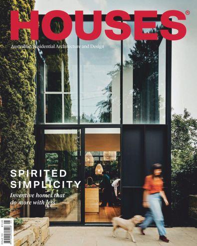 Houses magazine cover