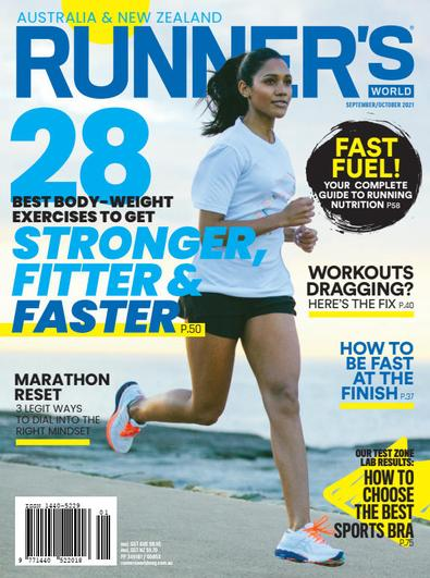 Runners World Australia And New Zealand