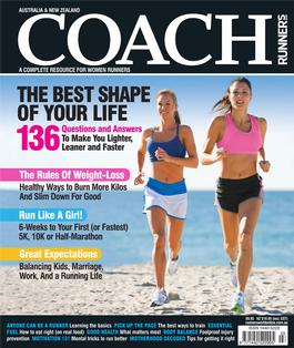 COACH: Women cover