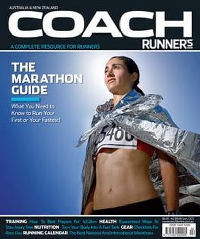 COACH: Marathon cover