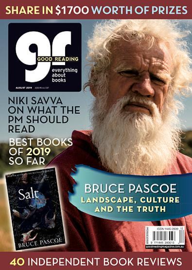Good Reading magazine cover