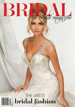 The Bridal Magazine cover