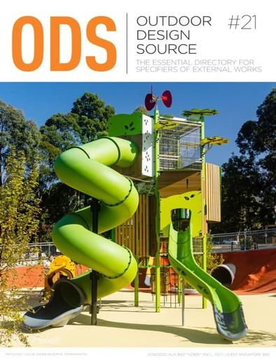 Outdoor Design Source magazine cover