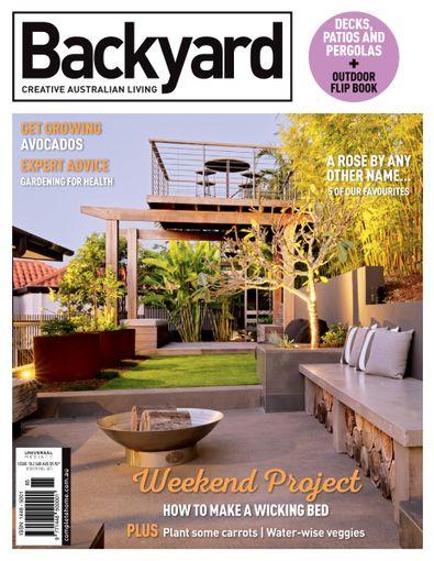 Backyard & Outdoor Living Magazine Subscription - isubscribe
