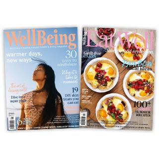 WellBeing & EatWell Bundle magazine cover