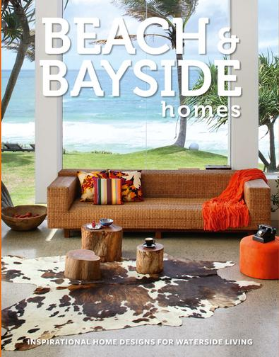 Beach and Bayside Homes #1 cover