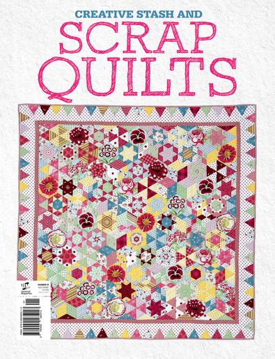 Creative Scrap and Stash Quilts #1 cover