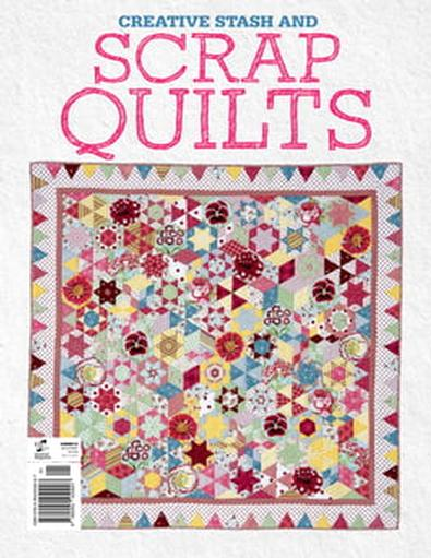 Creative Scrap and Stash Quilts cover