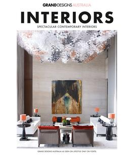 Grand Designs Australia Interiors cover