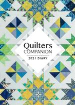 2021 Quilters Companion Diary thumbnail