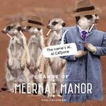 Gangs of Meerkat Manor 2021 Calendar thumbnail