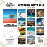 our australia western australia 2019 calendar cover cover price 1995