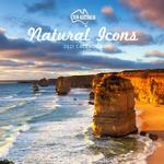 2021 Our Australia Natural Icons Calendar thumbnail