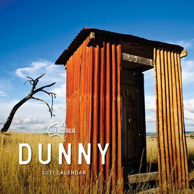 2021 Our Australia Dunny Calendar cover