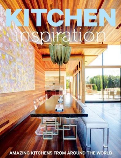 Kitchen Inspiration magazine cover