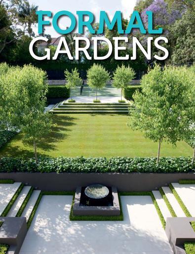 Formal Gardens #1 magazine cover