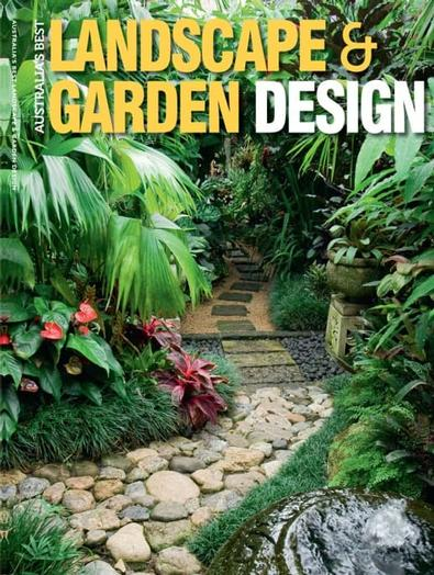 Landscape & Garden Design magazine cover
