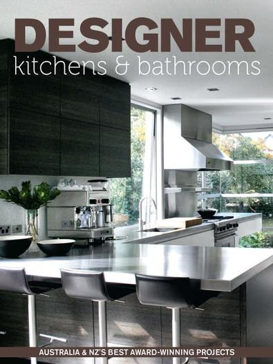 Designer Kitchens & Bathrooms magazine cover