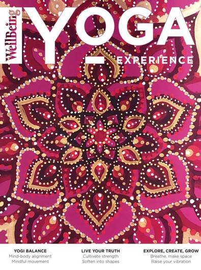 Wellbeing Yoga Experience #4 magazine cover