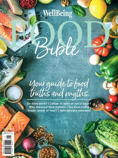 Wellbeing Food Bible magazine cover