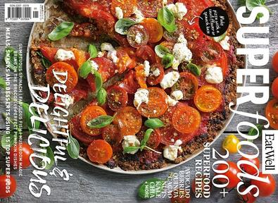 Eat Well Super Foods #1 magazine cover