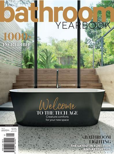 Bathroom Yearbook #24 magazine cover