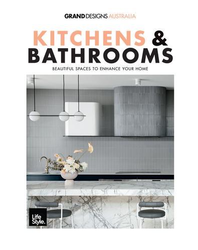 GDA Kitchens & Bathrooms #4 magazine cover