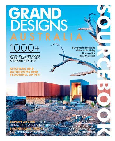 Grand Designs Sourcebook #8 magazine cover