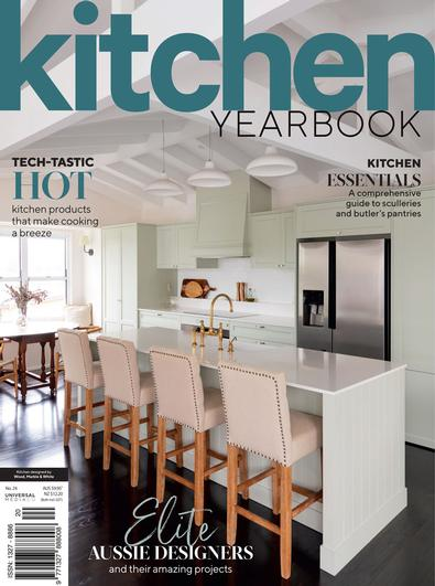 Kitchen Yearbook #24 (2020 edition) magazine cover