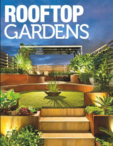 Rooftop Gardens #1 magazine cover